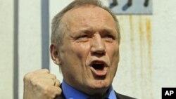 Владимир Некляев. Минск, Беларусь. 20 мая 2011 г.