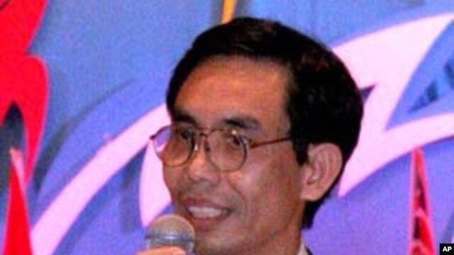 Tiến sĩ Nguyễn Quốc Quân bị bắt giam ngày 17/4 vừa qua khi ông vừa tới phi trường Tân Sơn Nhất