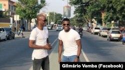 """Calado e Gilmário personificam Jonas Savimbi, José Eduardos dos Santos, Rebelo de Sousa e João Lourenço nos """"Duetos n'Avenida"""" em Luanda"""