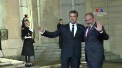 ՀՀ վարչապետ Նիկոլ Փաշինյանը մեկնել է Փարիզ