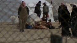 Syrian Refugees at Turkish Border Lack Basic Necessities