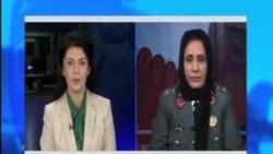 بیاض: شرایط برای زنان در صفوف پولیس بهتر شده است