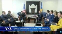 Mark Gjonaj, anëtar i Këshillit Bashkiak të New Yorkut, viziton Kosovën