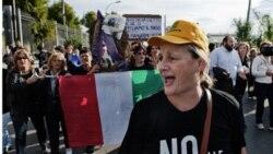 بحران زباله های ناپل از مرزهای ايتاليا هم فراتر رفته است