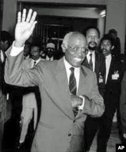 Morreu Aristides Pereira