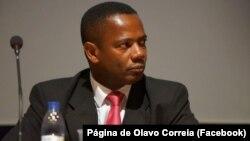 Olavo Correia, ministro das Finanças de Cabo Verde