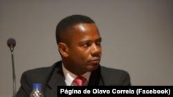 Olavo Correia, vice-primeiro-ministro de Cabo Verde, está em Luanda