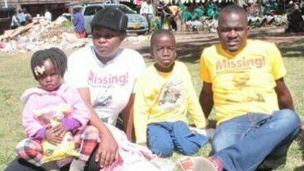 Sheffra Dzamara has appealed to Itai Dzamara's captors to release him. (Photo: Occupy Africa Unity Square)