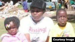 FILE: Sheffra Dzamara has appealed to Itai Dzamara's captors to release him. (Photo: Occupy Africa Unity Square)