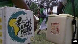 Ma'aikatan Polio