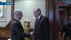 Mattis'in Ankara Gündemi: Suriye ve Irak