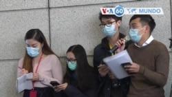 Manchetes mundo 6 Janeiro 2021: Polícia em Hong Kong anuncia prisão de 53 figuras da oposição