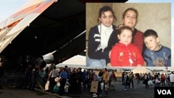 ლია შიოშვილის ოჯახის დეპორტაცია რუსეთიდან, 2006