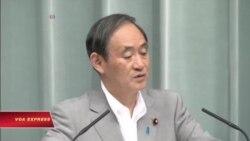 Nhật triệu Đại sứ Trung Quốc vì vụ tranh chấp biển đảo