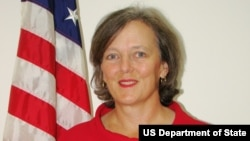 Katherine Dhanani was President Obama's nominee to serve as the first US ambassador to Somalia since 1991.