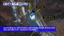 VOA60 World - Satellite Images Show N. Korea Resuming Missile Site Construction