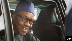Dan takarar shugaban kasar jam'iyar APC, Janar Muhammadu Buhari