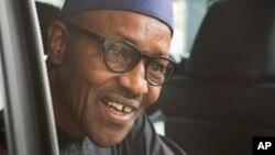 Janar Muhammadu Buhari.