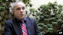 یووڤال شـتاینتز وهزیری دارایی ئیسرائیل