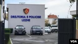 Kantor polisi di Lezhë, Albania. (Foto: dok)