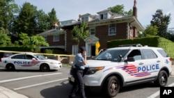 El crimen se produjo el pasado 14 de mayo y la residencia de las v´ctimas quedó consumida por las llamas en un suburbio al noreste de Washington, DC.