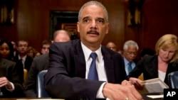 Jaksa Agung AS, Eric Holder meminta pengadilan federal memulihkan kewenangan Departemen Kehakiman atas undang-undang hak pemilih di negara bagian Texas (foto: dok).