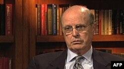 華盛頓威爾遜國際學者中心中美研究所副主任史伯明資料照(Douglas Spelman)。