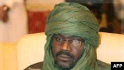 Ông Gibril Ibrahim là anh của ông Khalil Ibrahim (hình trên), người đã bị thiệt mạng trong một vụ không kích của chính phủ Sudan hồi tháng trước
