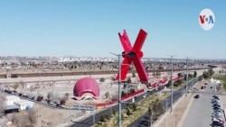 El Paso, Texas, espera a la vicepresidenta Harris con peticiones y críticas
