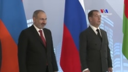 Վարչապետը Մոսկվայում մասնակցել է Եվրասիական միջկառավարական խորհրդի հերթական նիստին