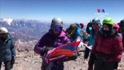 70 ամյա հայուհին աշխարհի ամենաբարձր գագաթները բարձրանալու ռեկորդներ է գրանցել