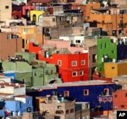 """Catching Colors"" Guanajuato, Mexico"