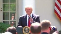 美国一些州和城市表示继续执行巴黎气候协议