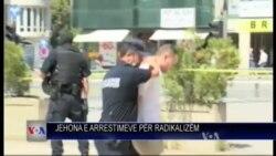 Kosovë: Pritet masa e sigurisë për të arrestuarit