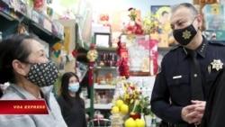 Mỹ: Cảnh sát trưởng thăm và trấn an người gốc Việt ở San Jose