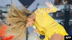 Beyonce'nin Bebek Haberi Dünya Kupası'nı Geçti