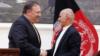 پمپیو به غنی: استراتیژی ترمپ در قبال افغانستان تغییر نکرده است