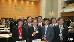 台湾去年以观察员身份参加世界卫生大会
