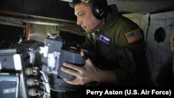 Izviđačka letelica OC-135B u bazi Endrjuz u SAD (Foto: U.S. Air Force/Perry Aston)