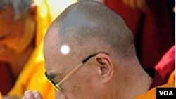 Pemimpin spiritual Tibet Dalai Lama kembali mengunjungi Amerika Serikat, kali ini ke kota Atlanta.