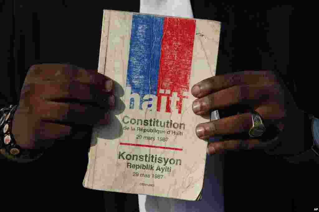 Konstitisyon 1987 Ayiti a