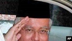 ນາຍົກລັດຖະມົນຕີມາເລເຊຍ ທ່ານ Najib Razak