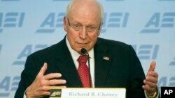 El ex vicepresidente Dick Chaney dijo que el programa se diseñó para atrapar a los responsables de los ataques y asegurarse de que un ataque como el de 2001 no volviera a suceder.