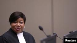 La procureure de la CPI Fatou Bensouda s'alarme des massacres en Ituri