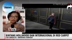 Laporan VOA untuk iNews: Red Carpet Bertabur Bintang Jelang Oscar 2020