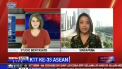 Laporan Langsung VOA untuk BeritaSatu: KTT ASEAN ke-33