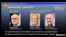 Лауреати Нобелівської премії з фізики