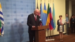 Embajador Venezuela en la ONU
