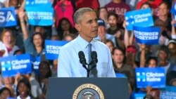 Obama: Becoming President Won't Change Who Trump Is