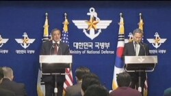 美国韩国应对朝鲜增强防御